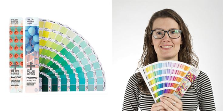 wzornik kolorów pantone color bridge