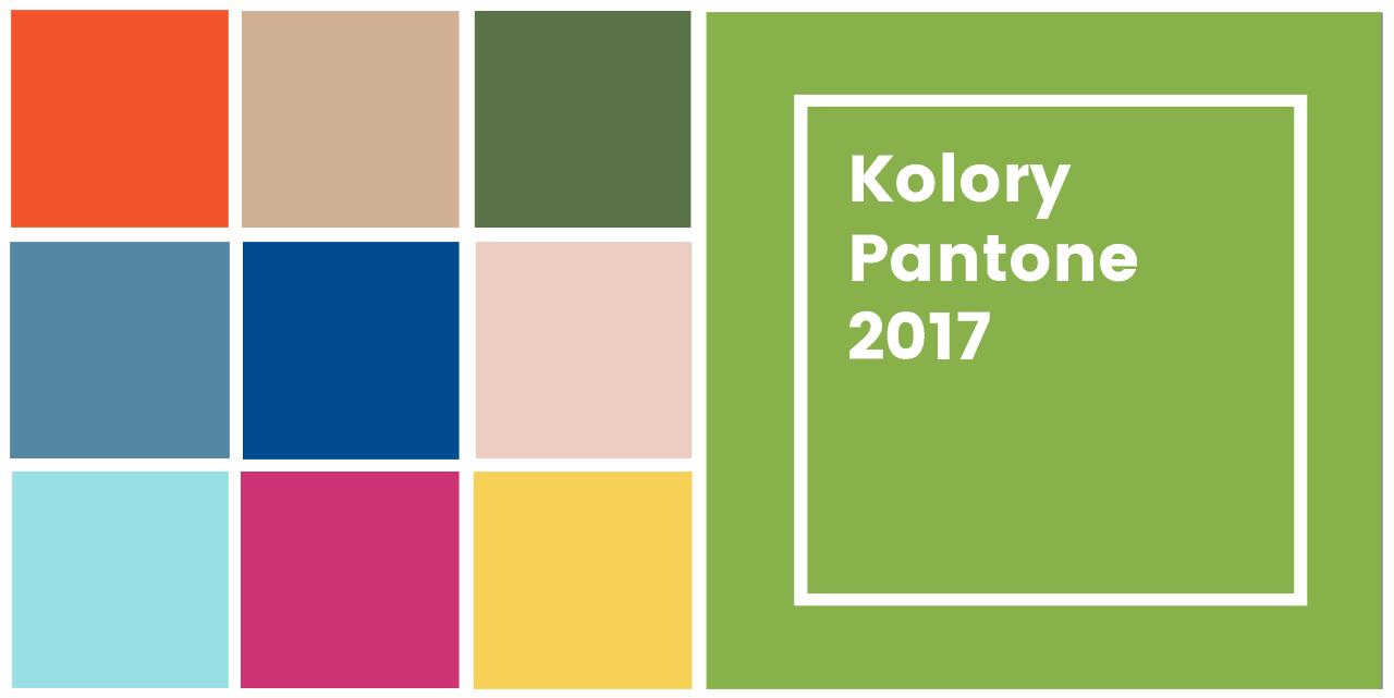 10 kolorów według Pantone